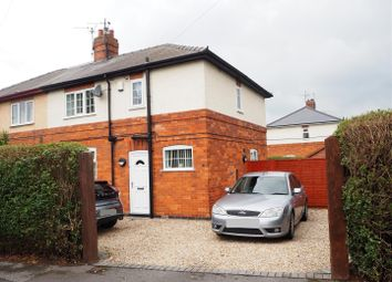 Thumbnail 3 bed semi-detached house for sale in Cedar Avenue, Newark