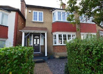 Thumbnail 4 bed semi-detached house for sale in Fernwood Crescent, London