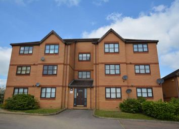 Thumbnail 1 bed flat to rent in Wimborne Crescent, Westcroft, Milton Keynes