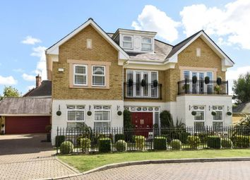 Thumbnail 5 bed detached house to rent in Deepcut, Camberley