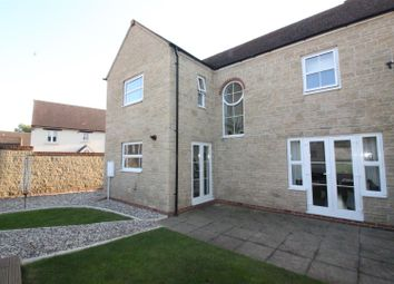 Thumbnail 4 bedroom detached house for sale in Winterbourne Road, Swindon