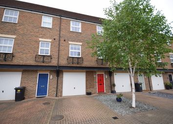 Thumbnail 3 bed town house for sale in Medway Court, Aylesford
