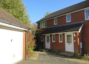 Thumbnail End terrace house for sale in Kestrel Close, Kingsnorth, Ashford