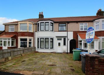 Thumbnail 3 bed terraced house for sale in Kenilworth Place, Fleetwood