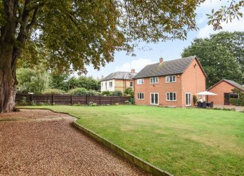Thumbnail 4 bed detached house for sale in Bury Road, Ramsey, Huntingdon