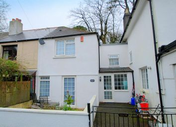 Thumbnail 2 bed cottage for sale in Tavistock Road, Crownhill, Plymouth