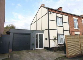 Thumbnail 2 bedroom semi-detached house for sale in Cross Street, Carlton, Nottingham