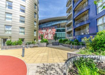 Thumbnail 1 bed flat to rent in Queensland Road, Arsenal
