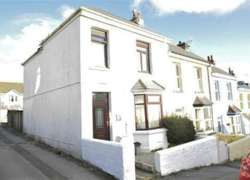Thumbnail 3 bed end terrace house for sale in Berkeley Hill, Falmouth
