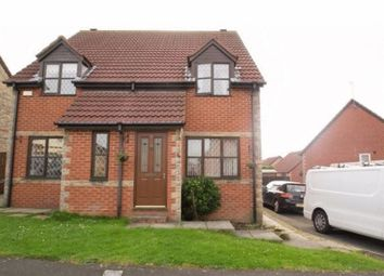 Thumbnail 2 bedroom semi-detached house to rent in Romany Drive, Consett