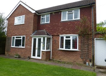 Thumbnail 4 bed detached house to rent in Willow Vale, Fetcham, Leatherhead