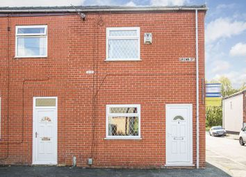 Thumbnail 2 bed terraced house for sale in Crown Street, Hindley, Wigan