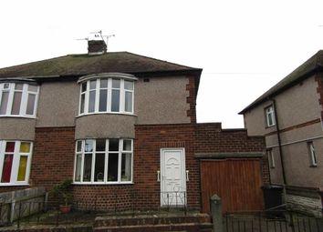 Thumbnail 2 bed semi-detached house for sale in Kings Avenue, Flint, Flintshire