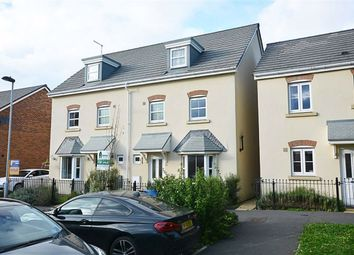 Thumbnail 4 bed semi-detached house for sale in St.Mawgan Street Kingsway, Quedgeley, Gloucester