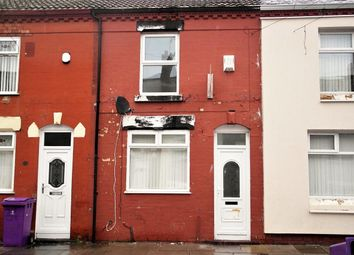 Thumbnail 2 bedroom terraced house to rent in Sedley Street, Anfield, Liverpool