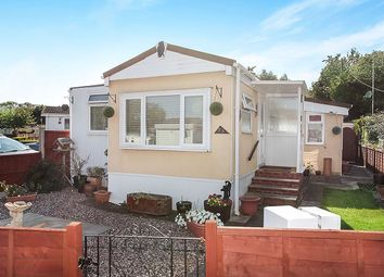 Thumbnail 2 bedroom bungalow for sale in Caldwell Caravan Site, Bradestone Road, Nuneaton