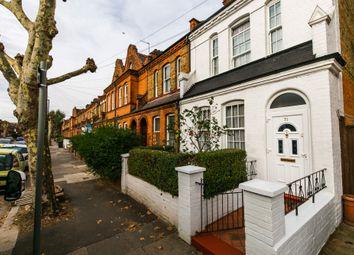 Thumbnail 3 bed end terrace house for sale in Lymington Avenue, London