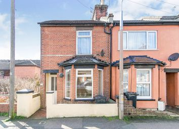 Thumbnail 3 bedroom end terrace house for sale in Waddesdon Road, Dovercourt, Harwich