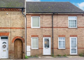 Thumbnail 2 bedroom terraced house for sale in High Street, Ramsey, Huntingdon
