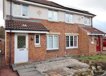 Thumbnail 3 bed semi-detached house to rent in Harrysmuir Gardens, Pumpherston, Livingston