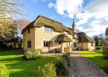 Thumbnail 4 bed detached house for sale in Chydyok Road, Chaldon Herring, Dorchester, Dorset