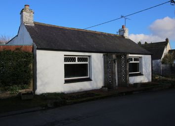 Thumbnail 2 bed detached bungalow for sale in High Road, Hightae, Lockerbie