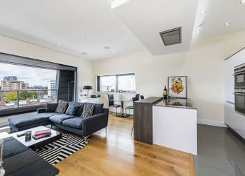 Thumbnail 2 bed flat to rent in Glasshill Street, London