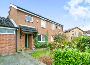Thumbnail 3 bedroom semi-detached house for sale in Thornley Lane South, Reddish, Stockport