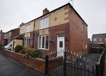 Thumbnail 3 bed semi-detached house for sale in Windyridge Street, Horbury, Wakefield, West Yorkshire