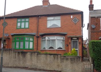 Thumbnail 2 bedroom semi-detached house for sale in Park Road, Ilkeston