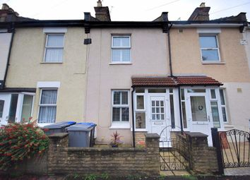 Thumbnail 2 bed terraced house for sale in Burns Road, Wembley, Middlesex