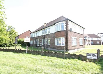 Thumbnail 3 bedroom flat for sale in Selhurst New Road, London