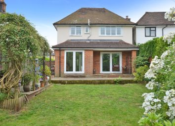 Thumbnail 3 bed detached house for sale in Cranmore Lane, Aldershot, Hampshire