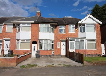 Thumbnail 3 bed terraced house for sale in Broad Avenue, Leicester