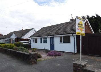 Thumbnail 2 bed bungalow for sale in Lancaster Drive, Southport