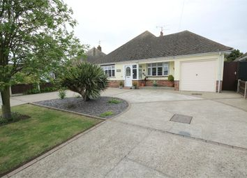 Thumbnail 3 bed detached bungalow for sale in Central Avenue, Frinton-On-Sea