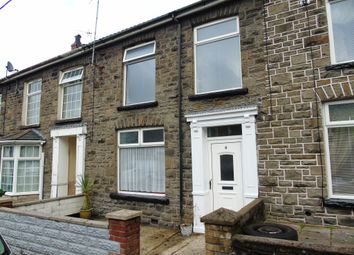 Thumbnail 2 bed terraced house for sale in William Street, Cilfynydd, Pontypridd