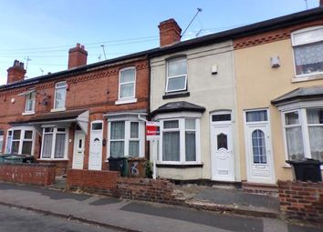 Thumbnail 3 bed terraced house for sale in Hillary Street, Walsall, .