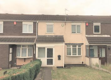 Thumbnail 3 bed terraced house to rent in Goscote Lane, Bloxwich, Walsall