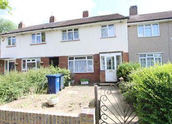 Thumbnail 3 bed terraced house for sale in Rushdene Crescent, Northolt
