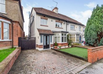 Thumbnail 4 bedroom semi-detached house for sale in Old Road East, Gravesend, Kent, England