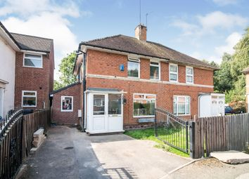 3 bed semi-detached house for sale in Fawley Grove, Kings Norton, Birmingham B14