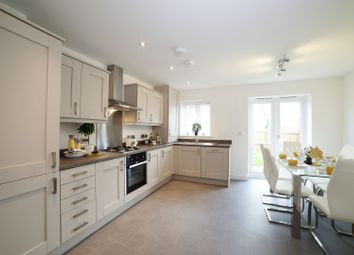 Thumbnail 3 bed town house for sale in Gwel Y Llan, Caernarfon