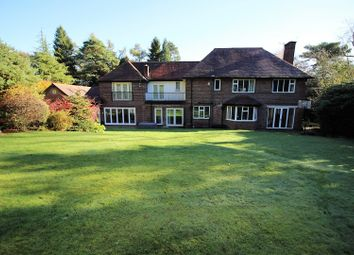 Thumbnail 5 bed detached house for sale in Castle Hill, Prestbury