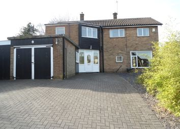 Thumbnail 4 bed detached house for sale in Ludgate Walk, Mackworth, Derby