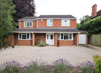 Thumbnail 4 bed detached house for sale in Westwood Road, Tilehurst, Reading