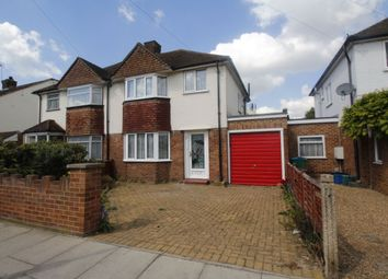 Thumbnail 3 bed semi-detached house for sale in Dean Road, Hampton