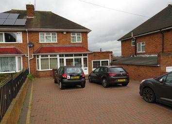 Thumbnail 3 bed semi-detached house for sale in Penn Road, Penn, Wolverhampton