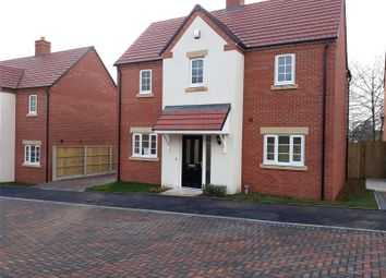 Thumbnail 3 bed detached house for sale in Sherbourne Gardens, Bridgenorth Road, Highley