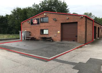 Thumbnail Industrial to let in Henmore Trading Estate, Mayfield Road, Ashbourne, Ashbourne